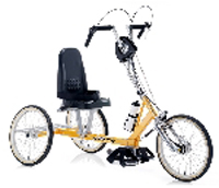 Handy Upright Hand Cycle WM3001