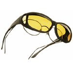 Low Vision Cocoons Over Rx Sunglasses