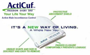 ActiCuf Disposable Pouch GTU100