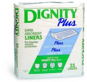 Dignity Plus Super Absorbent Liners HI300713