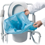Sani Bag Commode Liner INV65010