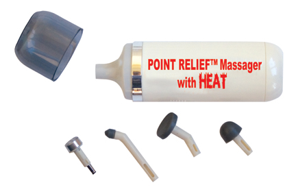 Point Relief Massagers with Heat KE66408