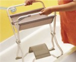 Folding Mesh Shower Seat MO7026DN
