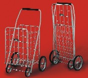 Jumbo Chrome Elite Folding Cart NT001C0