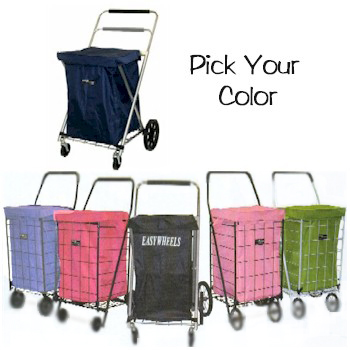 Canvas Swivel Cart (OUT OF STOCK) NTC0150