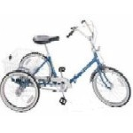 Adult Three Wheel Trike WM1002